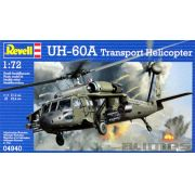 UH-60A Transport Helicopter - 1/72 - Revell 04940