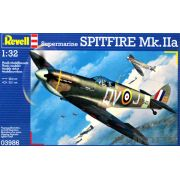 Supermarine Spitfire Mk.IIa - 1/32 - Revell 03986