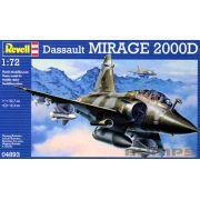 Dassault Mirage 2000D - 1/72 - Revell 04893