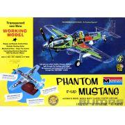Phantom P-51D Mustang - 1/32 - Monogram 85-0067