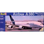 Airbus A380 New Livery (First Flight) - 1/144 - Revell 04218