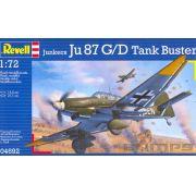 Junkers Ju-87 G/D Tank Buster - 1/72 - Revell 04692