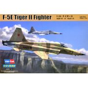 F-5E Tiger II Fighter - 1/72 - HobbyBoss 80207