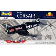Gift Set F4U-4 Corsair Flying Bulls - 1/48 - Revell 05722