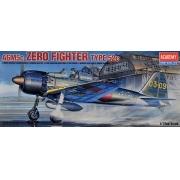 A6M5c Zero Fighter Type 52c - 1/72 - Academy 12493