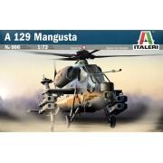 A-129 Mangusta - 1/72 - Italeri 006