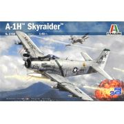 A-1H Skyraider - 1/48 - Italeri 2788