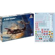 A-26B Invader - 1/72 - Italeri 1358 com decalques FAB
