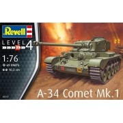 A-34 Comet Mk.1 - 1/76 - Revell 03317