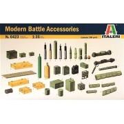 Acessórios modernos de combate - 1/35 - Italeri  6423