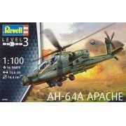AH-64A Apache - 1/100 - Revell 04985