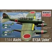 "Aichi E13A ""Jake"" - 1/144 - Minicraft 14678"