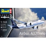 Airbus A320neo Lufthansa New Livery - 1/144 - Revell 03942