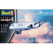 Airbus A321neo - 1/144 - Revell 04952