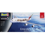 "Airbus A380-800 Emirates ""Wild Life"" - 1/144 - Revell 03882"
