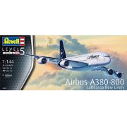 Airbus A380-800 Lufthansa New Livery - 1/144 - Revell 03872