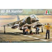 AV-8A Harrier - 1/72 - Italeri 1410