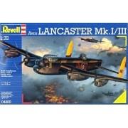 Avro Lancaster Mk.I/III - 1/72 - Revell 04300