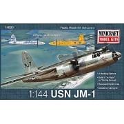 B-26 Marauder JM-1 USN - 1/144 - Minicraft 14690