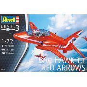 BAe Hawk T.1 Red Arrows - 1/72 - Revell 04921