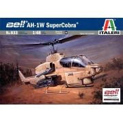 Bell AH-1W Super Cobra - 1/48 - Italeri 833