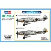 Bf109F-4 - 1/48 - HobbyBoss 81749
