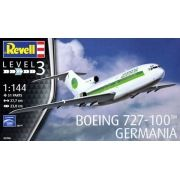 Boeing 727-100 Germania - 1/144 - Revell 03946