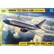 Boeing 737-700/C-40B - 1/144 - Zvezda 7027