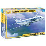 Boeing 737-800 - 1/144 - Zvezda 7019