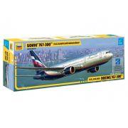 Boeing 767-300 - 1/144 - Zvezda 7005