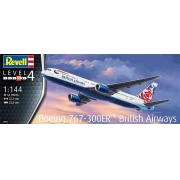 Boeing 767-300ER British Airways - 1/144 - Revell 03862