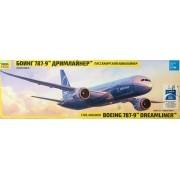 Boeing 787-9 Dreamliner - 1/144 - Zvezda 7021