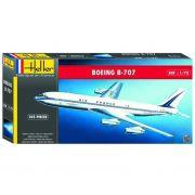 Boeing B-707 Air France - 1/72 - Heller 80452