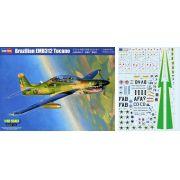 EMB-312 Tucano - 1/48 - HobbyBoss 81763 com decalques FAB