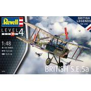 British S.E.5a - 1/48 - Revell 03907