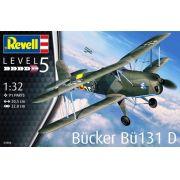 Bücker Bü-131D Jungmann - 1/32 - Revell 03886