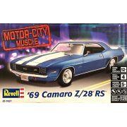Camaro Z/28 RS 1969 - 1/25 - Revell 85-7457