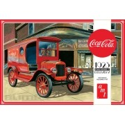 Caminhão de Coca-Cola Ford Model T 1923 - 1/25 - AMT 1024