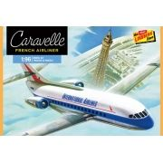 Caravelle French Airliner - 1/96 - Lindberg HL513