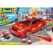 Carro Chefe de Bombeiro - 1/20 - Revell 00810