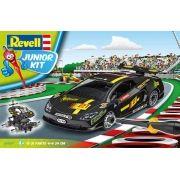 Carro de corrida preto - 1/20 - Revell 00809
