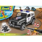 Carro de polícia Off-Road - 1/20 - Revell 00807