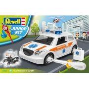Carro de resgate - 1/20 - Revell 00805