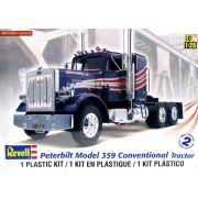 Cavalo Mecânico Peterbilt 359 - 1/25 - Revell 85-1506