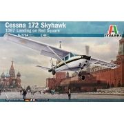 Cessna 172 Skyhawk - Pouso da Praça Vermelha em 1987 - 1/48 - Italeri 2764