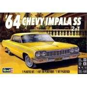 Chevy Impala SS 1964 2'n1 - 1/25 - Revell 85-4487