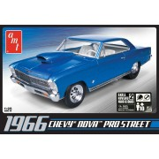 Chevy Nova Pro Street 1966 - 1/25 - AMT 636M
