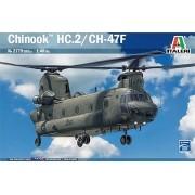 Chinook HC.2 CH-47F - 1/48 - Italeri 2779