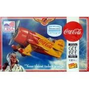Coca-Cola 1930s Gee-Bee Racer - 1/32 - Lindberg HL515