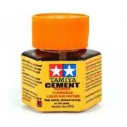 Cola Cement para modelismo (20 ml) - Tamiya 87012